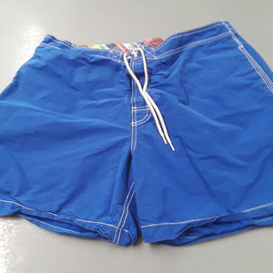 Polo Ralph Lauren lined blue board shorts
